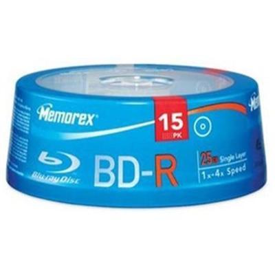 Memorex Bd-R X 15 - 25 Gb