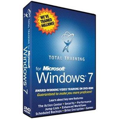 Total Training For Microsoft Windows 7 - Self-Training Course