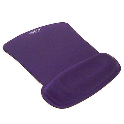 Belkin Waverest Gel Mouse Pad - With Wrist Pillow