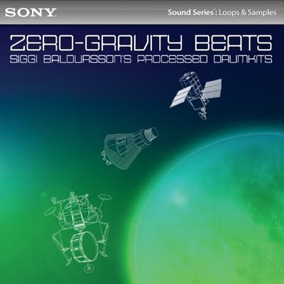Sony Siggi Baldursson: Zero-Gravity Beats - Complete Package