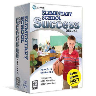 Topics Elementary School Success Deluxe - Complete Package