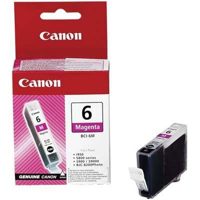 Canon Bci 6m - Ink Tank Magenta