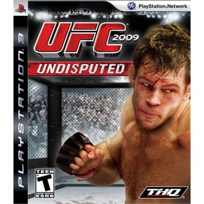 Thq Inc Ufc 2009: Undisputed - Playstation 3
