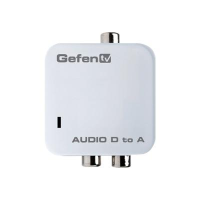 Gefen Tv Digital Audio To Analog Adapter - Coaxial/Optical Converter