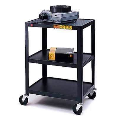 Bretford Manufacturing Basics Audio Visual Cart 34-E4 -