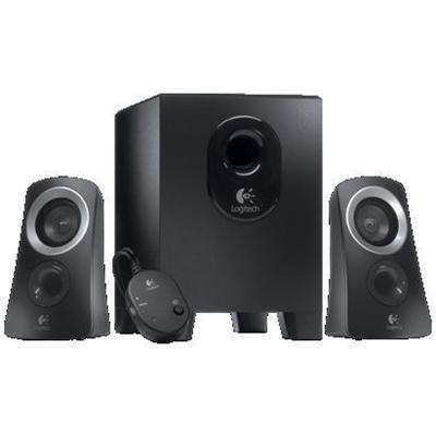 Logitech Z-313 - Speaker System For Pc Wired