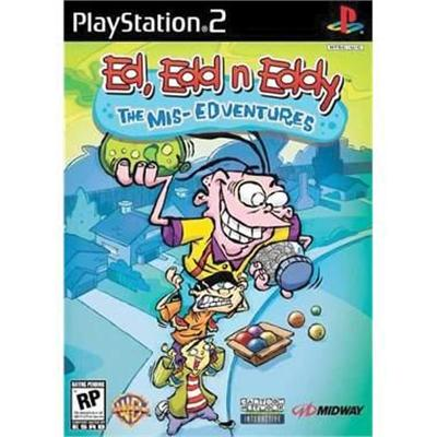 Midway Home Entertainment Ed Edd N Eddy: The Mis-Edventures For