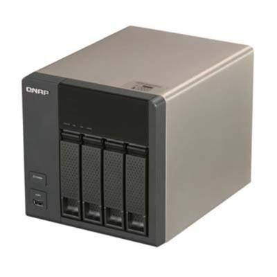 Qnap Ts-412 Turbo Nas - Server 0 Gb