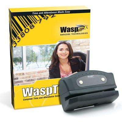 Wasp Time Standard Barcode Solution - Complete Package