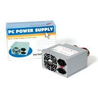 Startech 230 Watt Ps2 Replacement Computer Pc Power Supply -