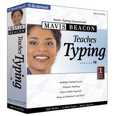 Encore Mavis Beacon Teaches Typing 15
