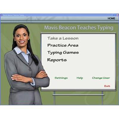 Encore Mavis Beacon Teaches Typing Deluxe 20