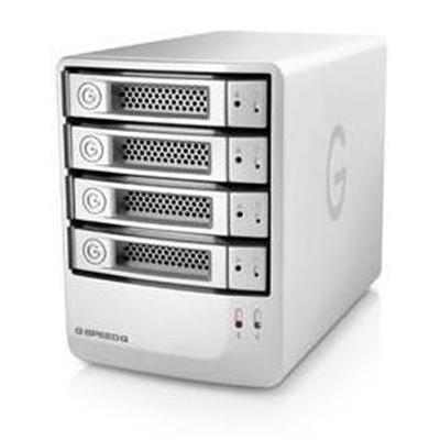 G Technology G-Speed Q 4tb - High Performance Quad-Interface 4-Bay