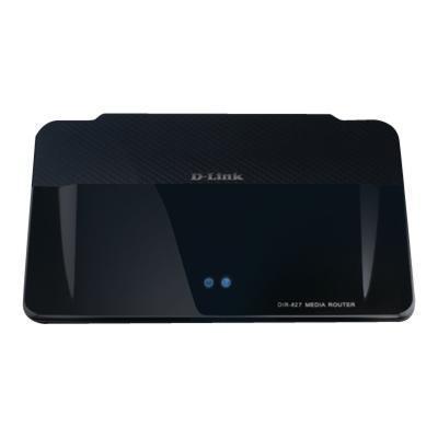 D Link Amplifi Hd Media Router 2000 Dir-827 - Wireless