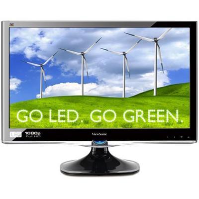 "Viewsonic 24"" 1080p Widescreen Led Monitor"