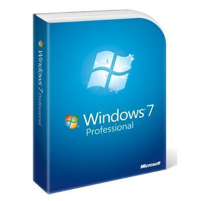 Microsoft Windows 7 Ultimate W/Sp1 - License And Media