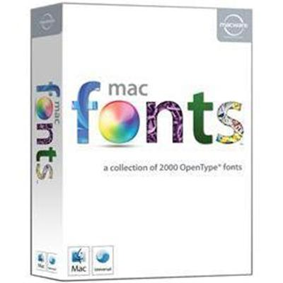Summitsoft Macfonts - Complete Collection