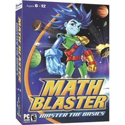 Knowledge Adventure Math Blaster - Master The Basics