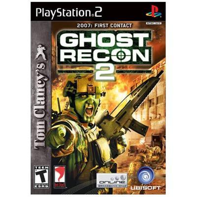 Ubi Soft Tom Clancy's Ghost Recon: Stonewall - Playstation 2