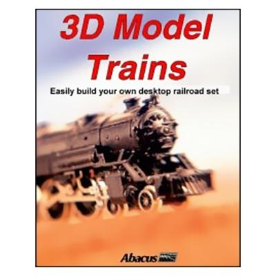 Abacus Software 3d Model Trains - Cd