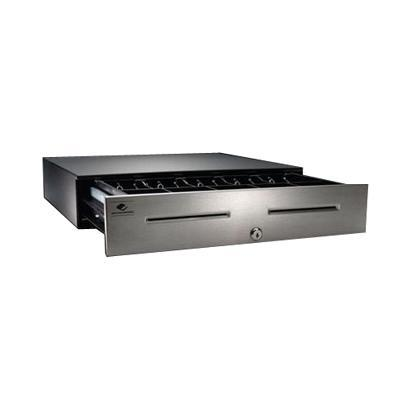 Apg Cash Drawer Series 4000 (Stainless Steel Front With Dual