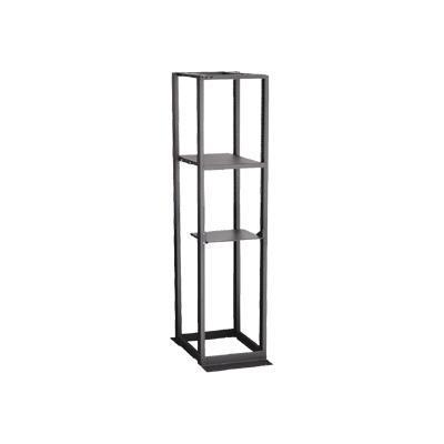 Black Box Freedom Rack Plus With 12-24 Rails - 45u