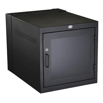 Black Box Deep Wallmount Cabinet - Wall Mount 11u