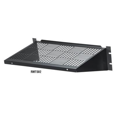 Black Box Rackmount Vented Fixed Shelf - Rack (Ventilated) 12