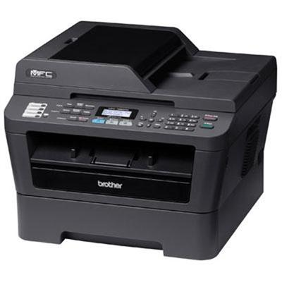 Brother Mfc-7860dw Monochrome Laser All-In-On Printer With Wireless Networking And