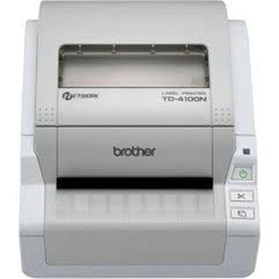 Brother Td 4100n - Label Printer Monochrome Direct Thermal
