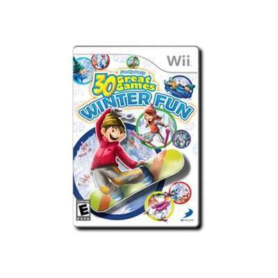 D3 Publisher Family Party 30 Great Games Winter Fun -