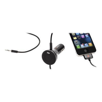 Griffin Itrip Dualconnect - Digital Player Fm Transmitter / Charger