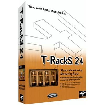 Ik Multimedia T-Racks 24 Standalone Software