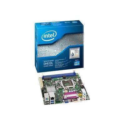 Intel Desktop Board Dh61dl Classic Series - Motherboard Mini Itx