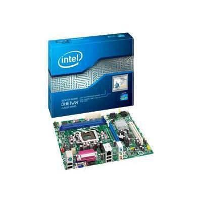Intel Desktop Board Dh61ww Classic Series - Motherboard Micro Atx