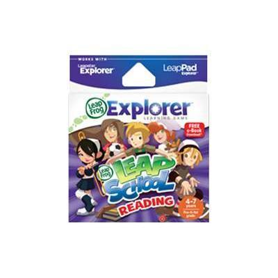 Leapfrog Leap School Reading - Complete Package
