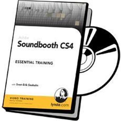 Lynda Soundbooth Cs4 Essential Training (Dvd-Rom)