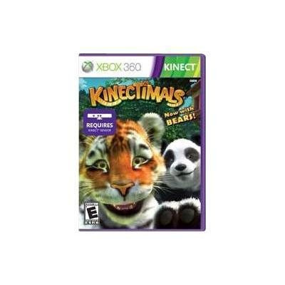 Microsoft Kinectimals Now With Bears - Complete Package