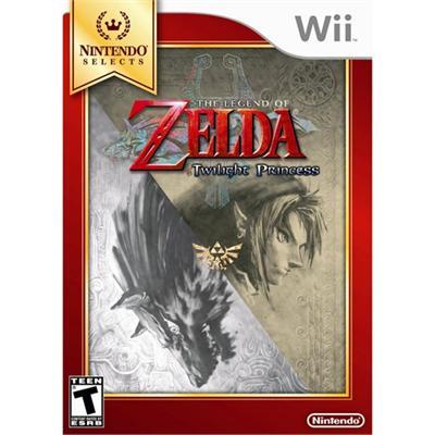 Nintendo The Legend Of Zelda: Twilight Princess - Wii (Nintendo
