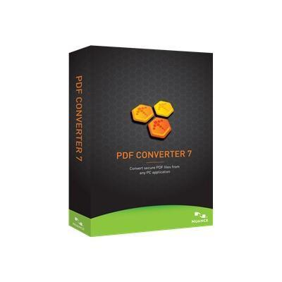 Nuance Communications Pdf Converter ( V. 7 ) - Complete