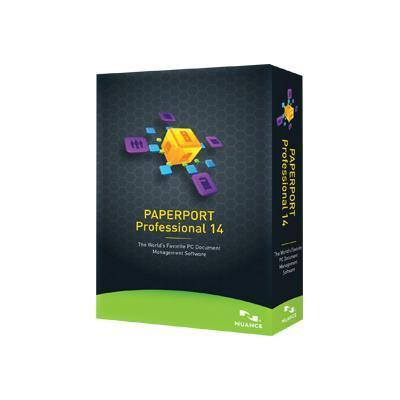 Nuance Communications Paperport Professional - ( V. 14 ) Complete