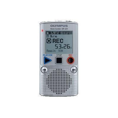 Olympus Dp 201 - Voice Recorder