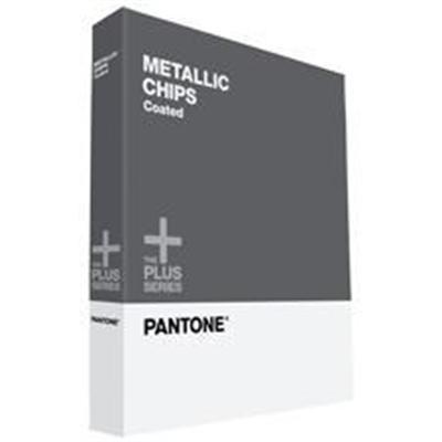 Pantone The Plus Series Metallic Chips Coated - Printer Color