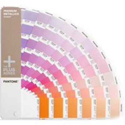 Pantone The Plus Series Premium Metallics Coated - Printer Color