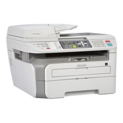 Ricoh Aficio Sp 1200sf - Multifunction ( Fax / Copier