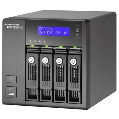 Tandberg Data Dps 2040 - Nas Server 4tb