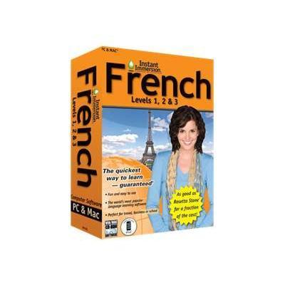 Topics Instant Immersion French Levels 1 2 & 3 -