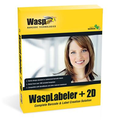 Wasp Labeler +2d - Complete Package