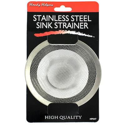Gold Label Stainless Steel Sink Strainer