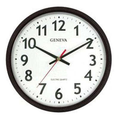 Timex Geneva 14 Inch Electric Quartz Wall Clock
